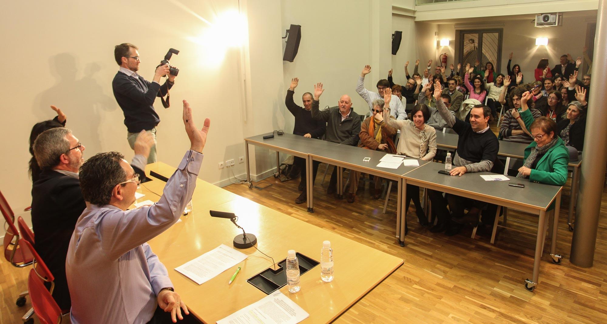 El Colegio Profesional de Periodistas de La Rioja