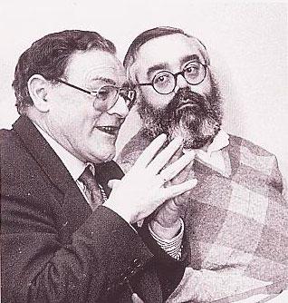 José Lumbreras Pino y Carlos Hernández Olmos